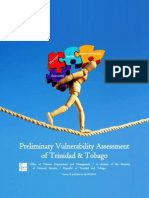 Preliminary Vulnerability Assessment of Trinidad and Tobago Rmaharaj 2014_0