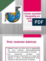 Cómo Enseñar Geografía en Educación Básica