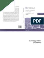 Teorias y Politicas Territoriales