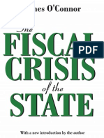 [James O'Connor] the Fiscal Crisis of the State.pd
