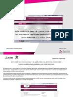 Guia Didactica Para La Consulta de Los Reporte de SIJE 2015