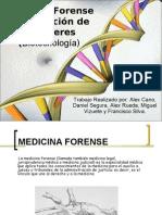 medicina forense investigacion de cadaveres