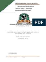 ESTUDIO DE FACTIBILIDAD TECNICA DE FRACTURAMIENTO HIDRÁULICO EN EL POZO IGE-X1