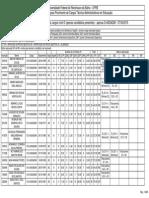 Concurso 102 Resultado Final Po Cargos Nivel d Apenas D-Assadmi 07-04-2015