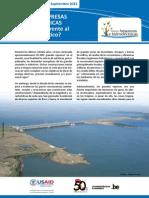 Boletín 3 - Colectivo Hidroeléctricas