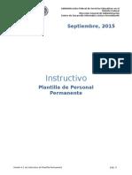 Instructivo Plantilla 2015-16