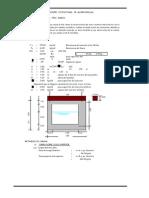 Analisi Estructural de Alcantarilla