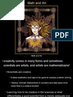 Math and Art by audre WeirdArts.com