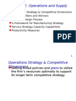 Ch 2 Operations Strategy-HK