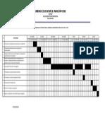 Cronograma de Actividades Monografias