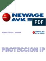 Npt57 Proteccion Ip - PARA GENERADORES STAMFORD
