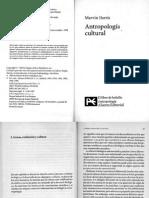 Antropología cultural , cap. 2-4. Harris
