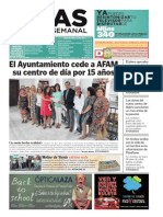 Mijas Semanal nº653 Del 25 de septiembre al 1 de octubre de 2015