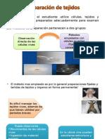histologia preparacion de tejidos