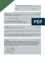 Avaliação Fundamentos de Sistemas Informação