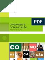 Aula Sobre Comunicação e Linguagem