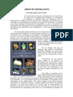 Libros de mineralogia