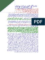 Iman Aur Nikah Ki Tajdeed Kro