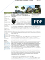 Chapter 7 of Save Our Glen website entitled Future campaigns to oppose commercial development of the Glen