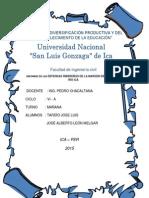 Informe de Las Defensas Ribereñas de La Margen Derecha Del Río Ica
