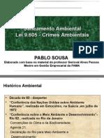 Lei de Crimes Ambient a Is