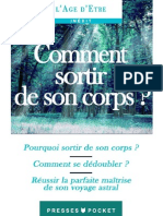 Bernard Raquin - Comment Sortir de Son Corps