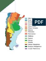 Biomas de La Argentina