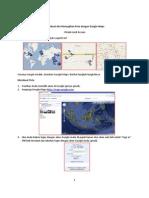 Membuat Peta Dengan Google Maps