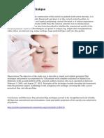 Periosteal Flap Technique
