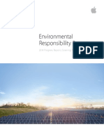 Apple Environmental Responsibility Report 2014