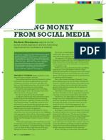 Soccerex - Making Money From Social Media