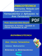 Biofarmacotécnica