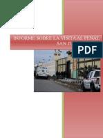 Informe de La Visita Al Penal