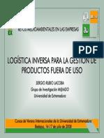 Logistica Inversa_Sergio Rubio