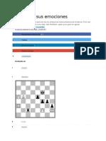 Carlsen y Sus Emociones
