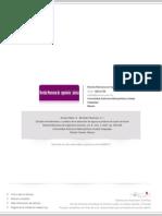 Estudio Termodinámico y Cinético de La Adsorción de Agua en Proteína de Suero de Leche