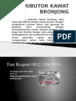Agen Kawat Bronjong, Cara Pasang Bronjong, Cara Pasang Bronjong Kawat, Fast Respon 0812.3394.8911