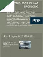 Agen Kawat Bronjong, Fungsi Kawat Bronjong, Harga Bronjong, Fast Respon 0812.3394.8911