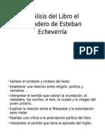 Análisis Del Libro El Matadero de Esteban Echeverría
