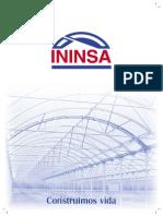 ININSA Catalogo General de Productos