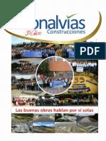 Revista Conalvias al día 35 años