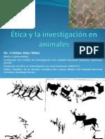 Bioetica - Etica en Investigación en Animales