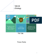 YikYak Strategy Analysis