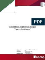 Informe Corrientes Débiles
