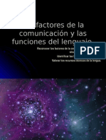 factores de la comunicacion 6°