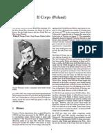 II Corps (Poland)