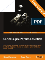 Unreal Engine Physics Essentials - Sample Chapter