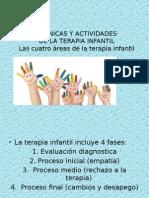 4 Componentes de La Psicoterapia Infantil