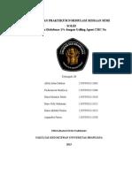 Laporan Praktikum Formulasi Sediaan Semi Solid Gel Na Diclofenac 1% dengan Gelling Agent CMC Na