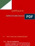 Aspectos Metodológicos5